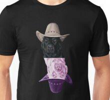 Cowboy dog Unisex T-Shirt