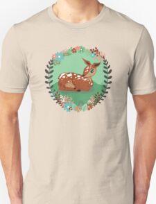 Woodland Fawn Unisex T-Shirt