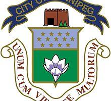 Winnipeg Coat of Arms  by abbeyz71