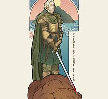 The maid of Tarth by ElinJ