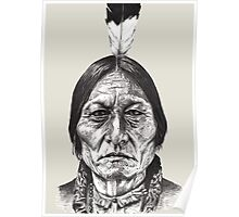 Chief Sitting Bull Poster