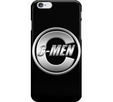 Dr Sheldon Cooper's C-Men iPhone Case/Skin