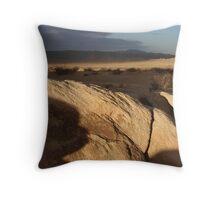 Johnson Valley Throw Pillow