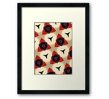 Design Number Ten Framed Print