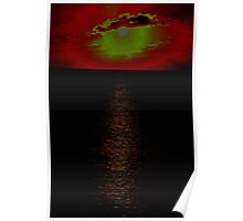 The Sunset Collection-Irish Design Poster