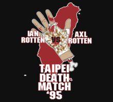 ECW Taipei Death Match - Ian Rotten Vs Axl Rotten by DannyDouglas96