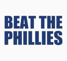 New York Mets - BEAT THE PHILLIES by MOHAWK99