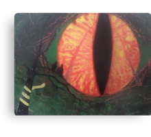 Union Of The Snake Canvas Print