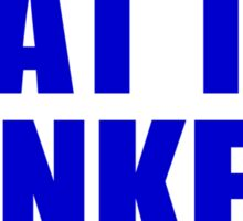 New York Mets - BEAT THE YANKEES Sticker