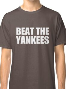 New York Mets - BEAT THE YANKEES Classic T-Shirt