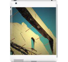 Alcatraz ruin iPad Case/Skin