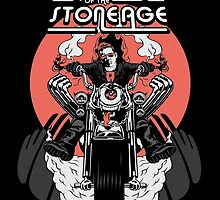 Queens Of The Stone Age by lovelyson