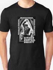 Citizen Kontrol Soziety Unisex T-Shirt