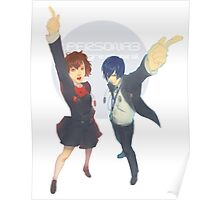 Persona 3 - Main Characters Poster