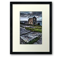 Fragments of the Past Framed Print