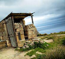Maltese Hunter's Lodge by Jakov Cordina