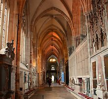 Exeter Cathedral by Neilm