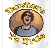 70s Show - Nowhere To Hyde #3 Poster