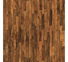 wooden texture background Photographic Print