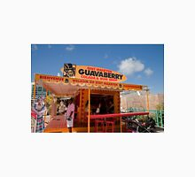 Guavaberry colada and rum shop in St Maarten Unisex T-Shirt