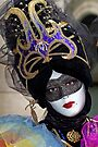 Venice - Carnival  Mask Series 05 by paolo1955