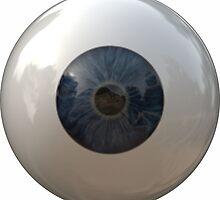 blue eye by bobstudio