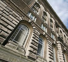CUNARD BUILDING LIVERPOOL by MIKESCOTT