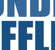 Dunder Mifflin The Office Logo Sticker