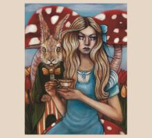 Alice and the March Hare T-Shirt