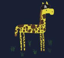 Giraffing Around Kids Tee