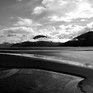 Might I retreat with you Dear Water (Seward HWY, Alaska) by Jenny Miller