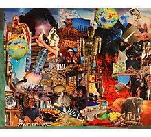 Voodoo Circus Photographic Print