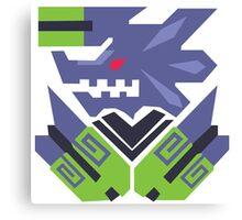 Brachydios Monster Hunter Print Canvas Print
