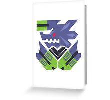 Brachydios Monster Hunter Print Greeting Card