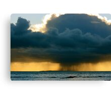 Irish Rain Canvas Print