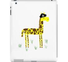 Giraffing Around iPad Case/Skin