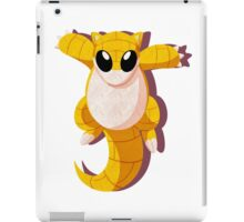 sandshrew. iPad Case/Skin