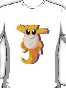 sandshrew. T-Shirt