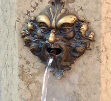 Fontana di Acqua, Venice by waddleudo