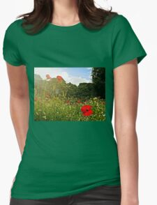 Sun kissed poppies T-Shirt