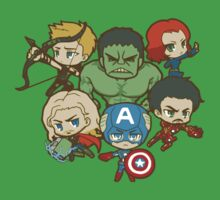 The Avengers Kids Clothes