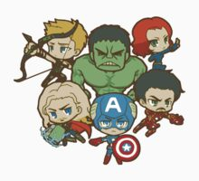 The Avengers by Malpatix