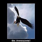 Be Awesome by Skye Ryan-Evans