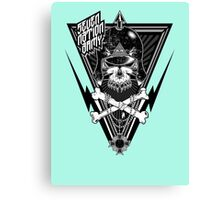 Seven Nation Army Canvas Print