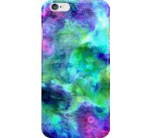 watercolor texture iPhone Case/Skin