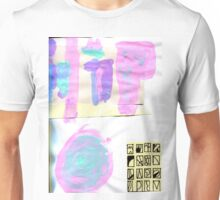 pastel thoughts  Unisex T-Shirt