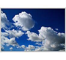 Cumulus Skye Photographic Print