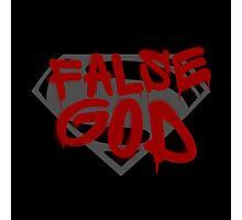 False God Photographic Print
