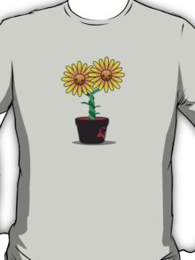 Siamese Sunflower T-Shirt