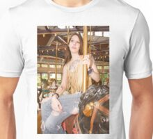 Savvii rides Unisex T-Shirt